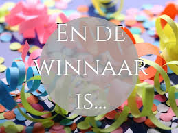en de winnaar is